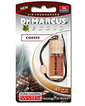 Dr.MARCUS ECOLO COFFEE Liquid Car Air Freshener: Amazon.co.uk: Car ...