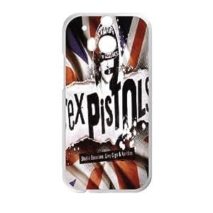 Generic Case The Sex Pistols Punk Rock For HTC One M8 Q2A2217604