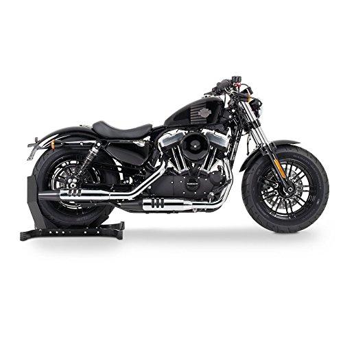 B/équille Roue Avant Moto ConStands Easy Plus Noir pour BMW R NineT//Pure//Racer//Scrambler//Urban G//S