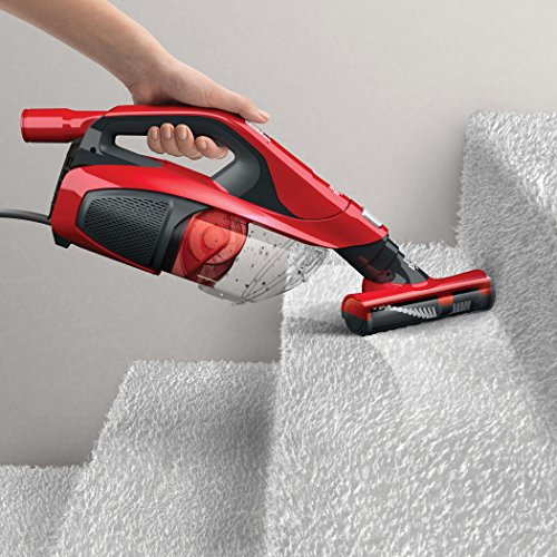 Dirt Devil Vacuum Cleaner 360 Reach Pro Corded Bagless Stick and Handheld Vacuum SD12515B by Dirt Devil (Image #4)