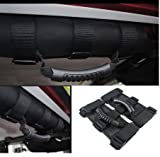 Kany Grab Handle Set for Jeep Wrangler Roll Bars (2 Pack), Wrangler Accessories, Easy-to-fit for Jeep Wrangler JK 2007-2016 TJ YJ