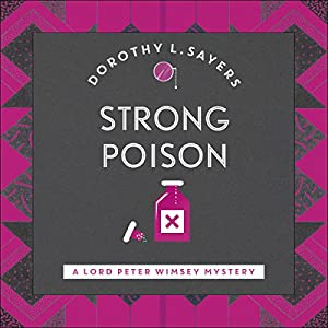 Strong Poison Audiobook
