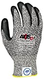 Radians RWGD106S Axis D2 Cut Protection Level A4 Glove (12 Pack), Small