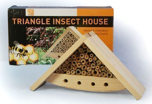 Insect/Bee/Bug House/Hotel/Shelter Box (E)