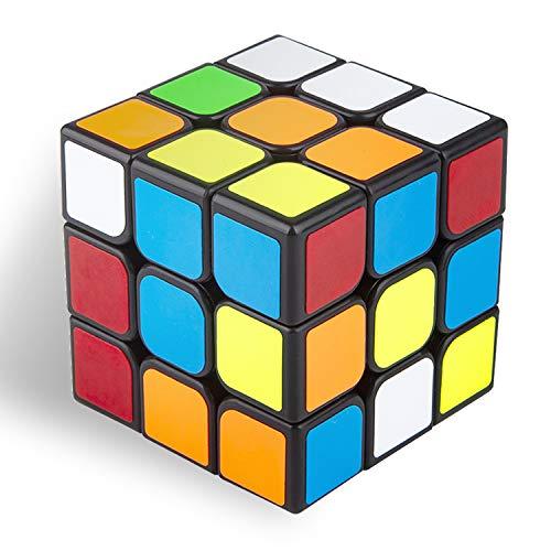 Fanmad Speed Magic Cube 3x3x3 Magique Original – Race Cube Anti Stress Le Puzzle de Correspondance de Couleurs pour…