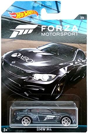 Hot Wheels Forza x1 Car Only 3//6 BMW M4
