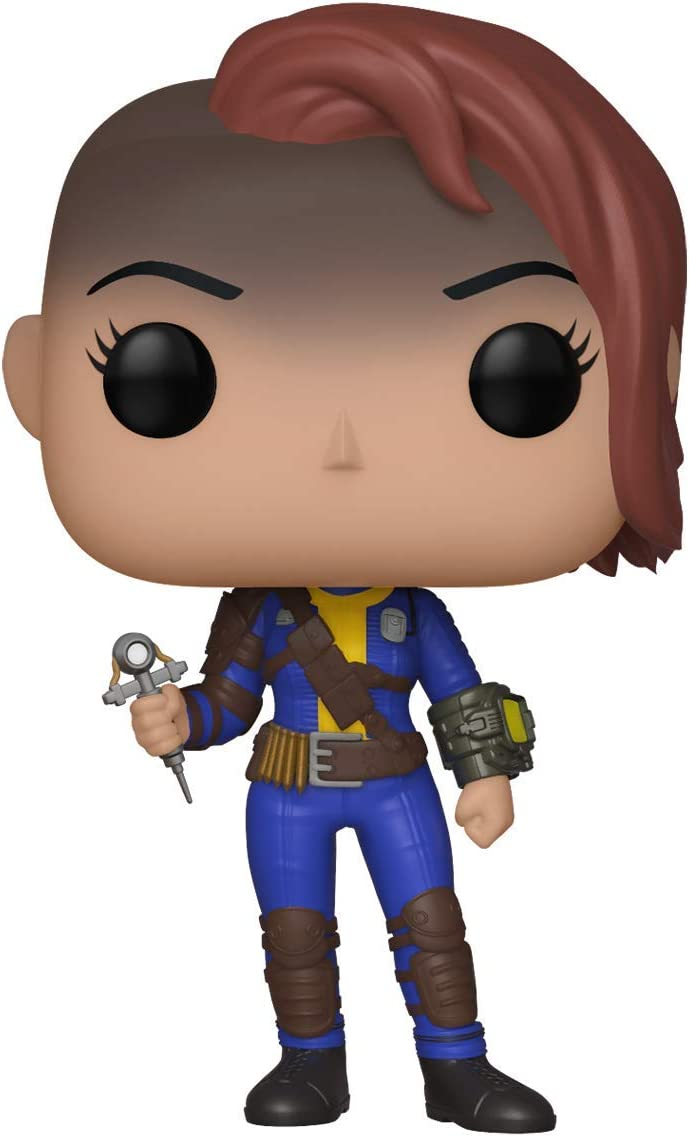 Pop Games Funko Fallout S2 Vault Dweller Male Brand New In Box