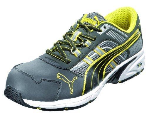 de S1P Low sécurité jaune chaussures gris Pace Puma Noir 5gyXIWq