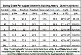 Womens Cycling Jersey Short Sleeve Cycle Racing