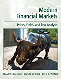 img - for Modern Financial Markets: Prices, Yields and Risk Analysis book / textbook / text book