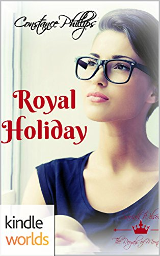 Royals Monterra Holiday Novella Ronarias ebook