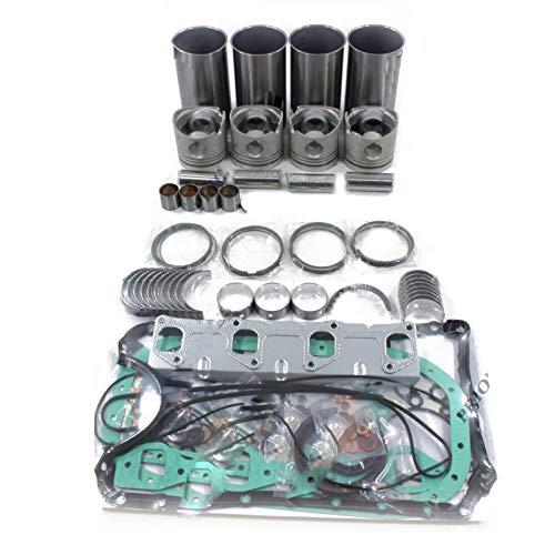 - Spare Part H20 Engine Overhaul Kit for Nissan TCM Gasoline LPG forklift Truck Excavator Gasket Aftermarket Parts