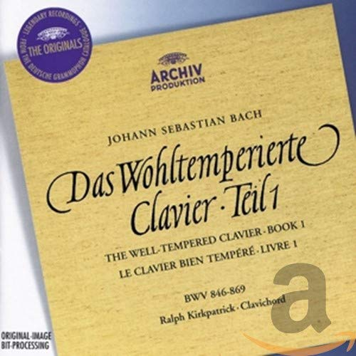 Bach: The Well-Tempered Outlet SALE Clavier BWV Book 846-869 1 Now free shipping