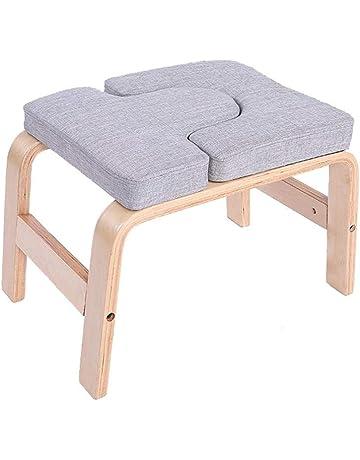 Heimtraining Kopfstandbank Yoga Inversion Gym-Stress lindern M/üdigkeit und Bodybuildin /Kopfstandbank Yoga Inversion Stuhl szseven