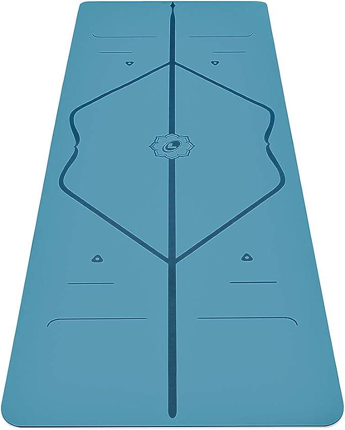 Liforme The YOGA Mat - best yoga mats for sweaty hands
