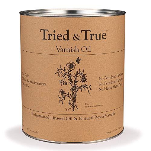 Varnish Oil, Quart ()