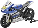 New Ray Toys Street Bike 1:12 Scale Motorcycle - Yamaha M1 MotoGP Valentino Rossi 57583