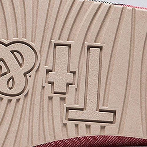 retr di Scarpe Traspirante Piatto di Stagione Fondo Lino Aiuto Estiva Scarpe LIUXUEPING Casual Tela Scarpe Stoffa Pizzo Maschio Basso pqAgEfa