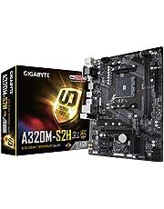 Gigabyte GA-A320M-S2H AMD Ryzen AM4 / MicroATX / 2xDDR4/ HDMI/Realtek ALC887/ 3xPCIe/ USB3.1 Gen 1/ LAN/Motherboard