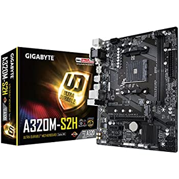 Amazon Com Asrock A320m Hdv Motherboard Computers Accessories