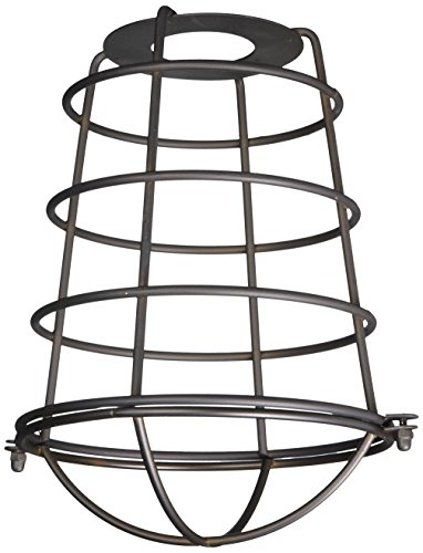 WESTINGHOUSE Lighting Corp 85033 Series Cylindrical Metal Cage Shade ()