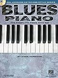 Blues Piano: Hal Leonard Keyboard Style Series (Keyboard Instruction) Bk/online audio