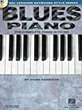Blues Piano: Hal Leonard Keyboard Style Series [With CD] (Keyboard Instruction)