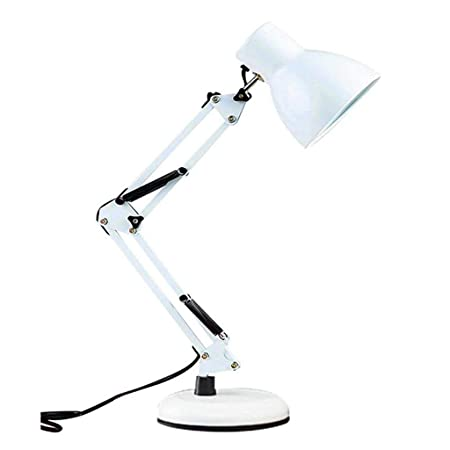 Lámparas de escritorio Brazo oscilante plegable Lámpara de ...