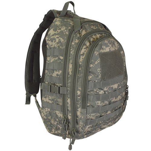 Military MOLLE Tactical Sling Pack Bag , Army Digital, Outdoor Stuffs