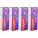 Colgate Dentifrice Défi Zéro Carie Junior 50 ml - Lot de 4
