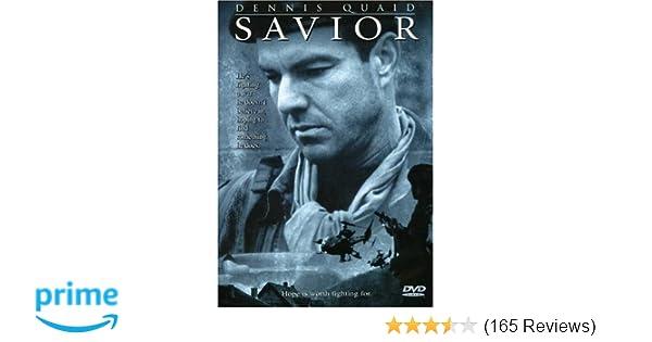 Amazon.com: Savior: Nastassja Kinski, Dennis Quaid, Nebojsa ...