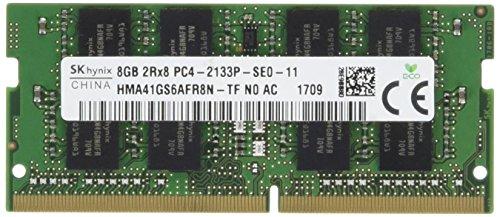 Fujitsu 8GB DDR4Memory RAM 8GB DDR42133MHZ DDR4Memory Module-Module, PC, Portable, 1x 8GB, LifeBook U727