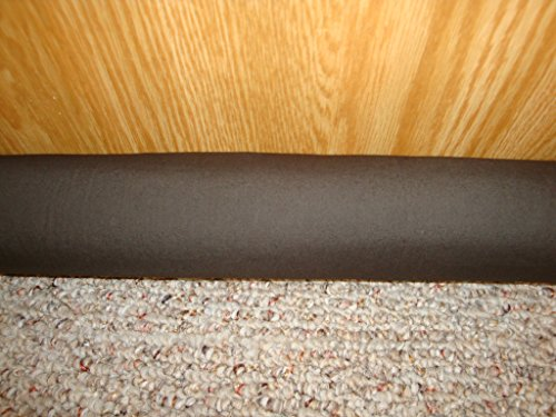 Door Draft, Light, Dust Stopper All Natural Buckwheat, Many Colors & Sizes (2