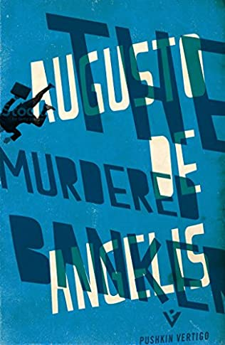 book cover of The Murdered Banker