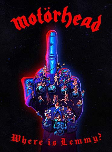 Motörhead: Where is Lemmy?