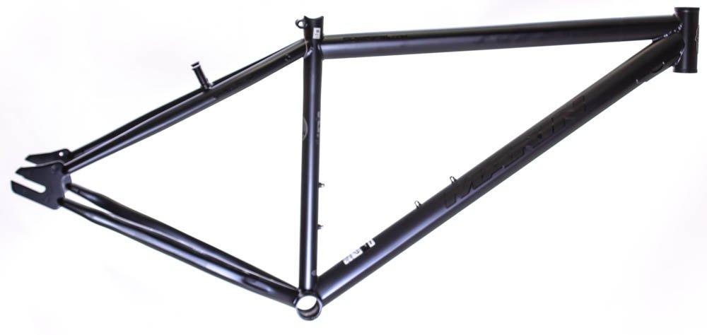 19'' MARIN HAMILTON 29ER Urban Single Speed Fixed Gear Bike Frame CrMo Black NEW