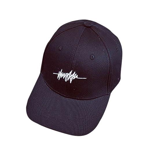 8c747e59221 TWGONE Womens Caps Couple Snapback Hip Hop Flat Hat(One Size