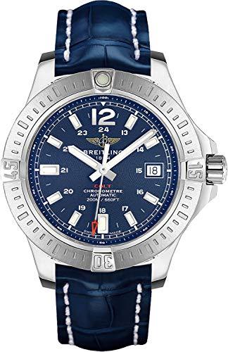 Breitling Colt 41 Automatic Blue Dial Men's Watch A1731311/C934-719P