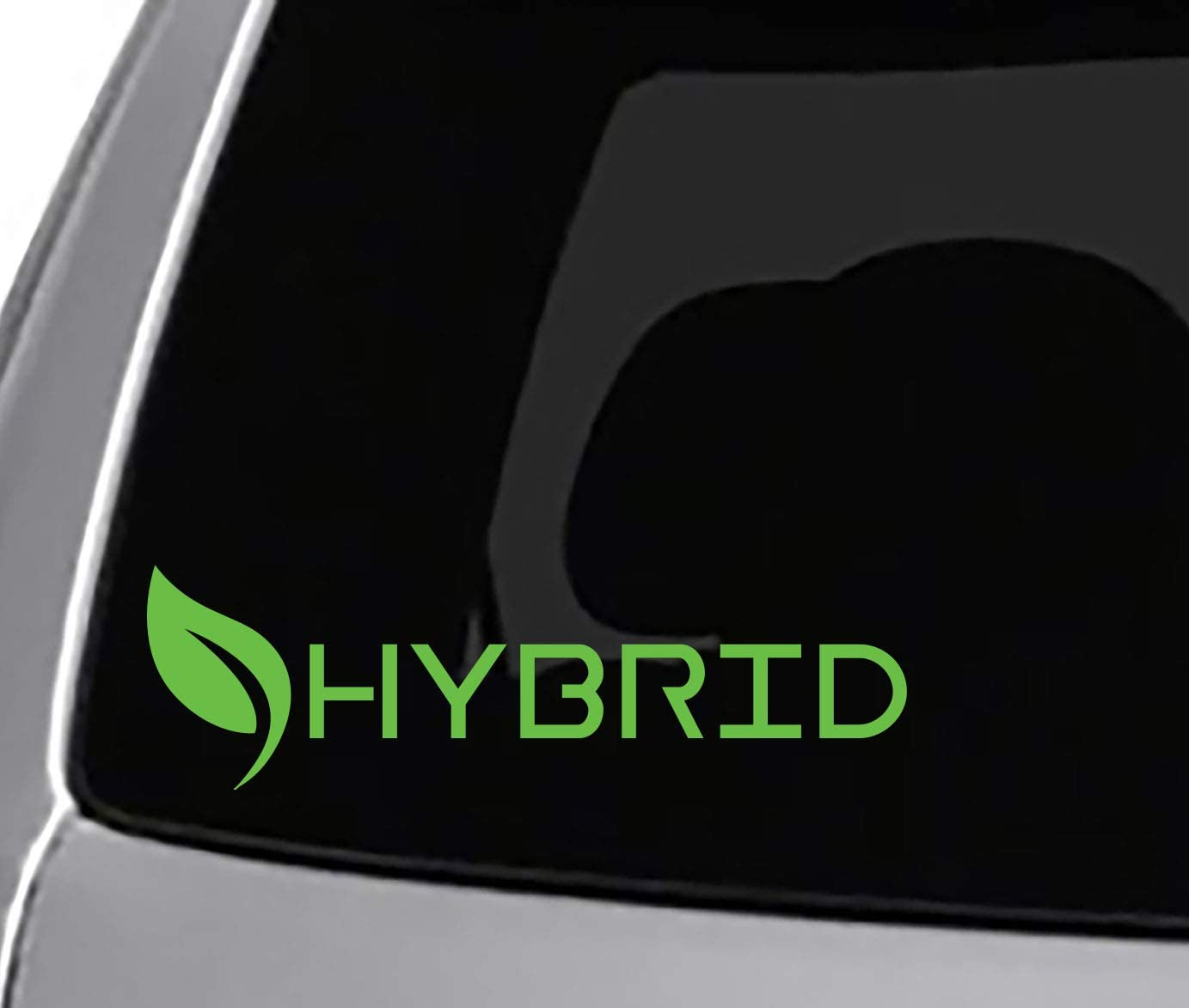 0-60 Eventually Car SUV Window Rear Trunk Bumper Funny Decorative Vinyl Sticker