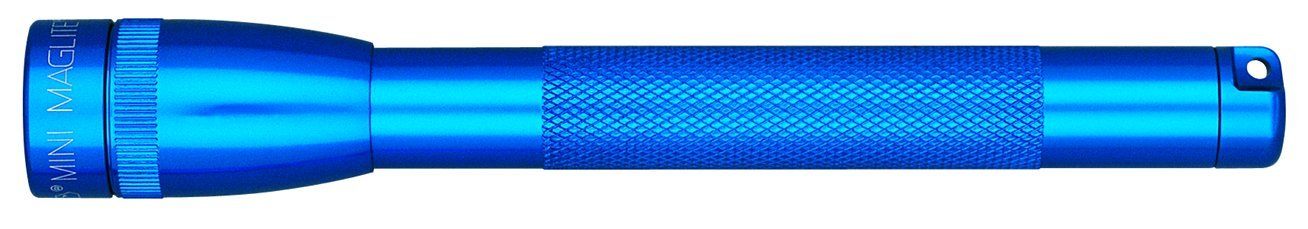 Linterna Maglite : Mini Incandescente 2-Celdas AAA Azul