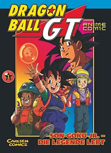 Dragon Ball GT 01. Son- Goku Jr. Die Legende lebt. (Dragon Ball Gt Manga)