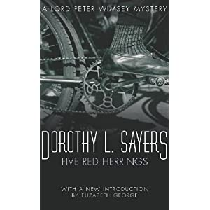 Five Red Herrings (Lord Peter Wimsey series Book 7)