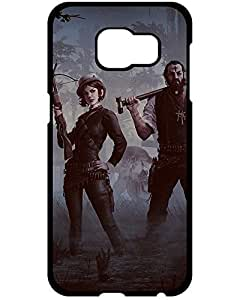 Best 7662266ZA798033382S6 New Style Hard Case Cover - HUNT: Horrors Of The Gilded Age Samsung Galaxy S6/S6 Edge phone Case
