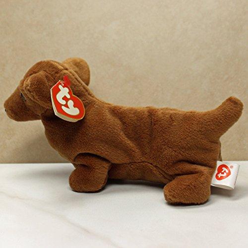 (Ty Weenie (Dog) MWMT 3rd/2nd gen Beanie Baby)