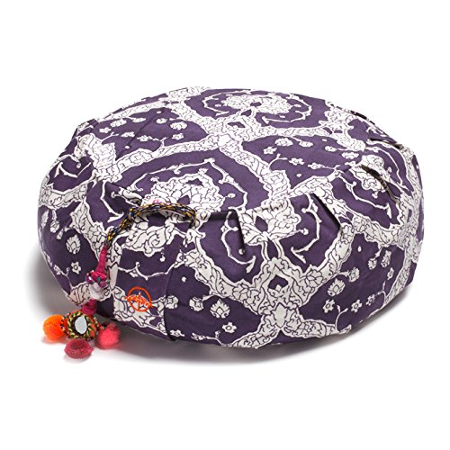 Chattra Plum Meditation Pillow