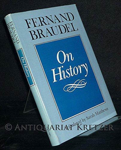 On History por Fernand Braudel