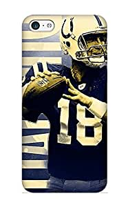 Honeyhoney Ultra Slim Fit Hard Case Cover Specially Made For Iphone 6 plus (5.5)- Indianapolis Colts