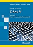 img - for DSM-V. Depresi n y trastornos de ansiedad generalizada (Spanish Edition) book / textbook / text book