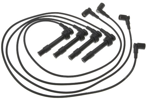 - ACDelco 924R Professional Spark Plug Wire Set