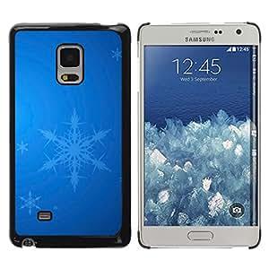 MOBMART Carcasa Funda Case Cover Armor Shell PARA Samsung Galaxy Mega 5.8 - Starry Blue Skies